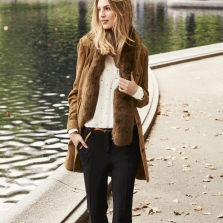 Next €268.91/£199 - Real Suede Coat http://en.pickture.com/pick/2394038