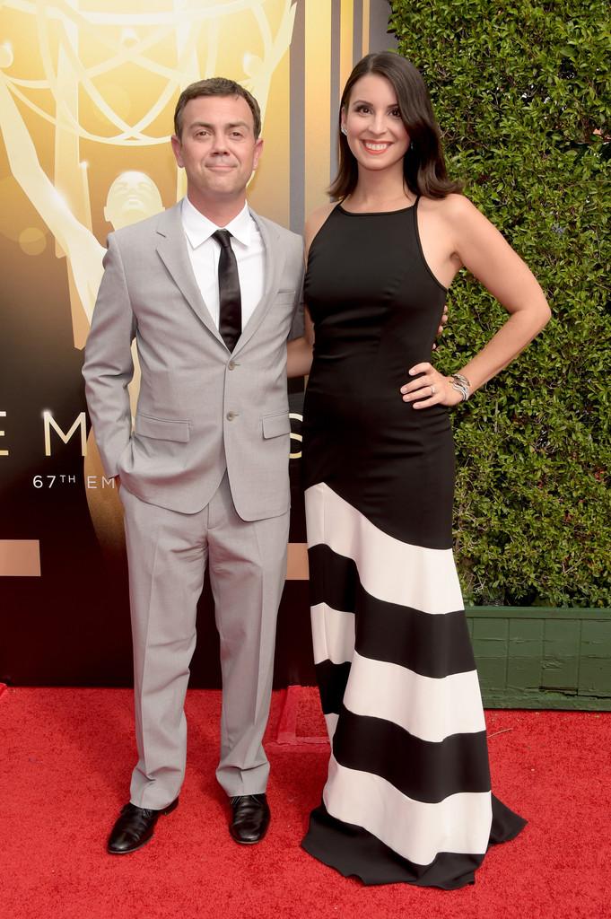 Joe Lo Truglio And Beth Dover Killer Fashion