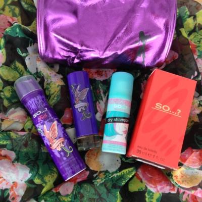 Killer Fashion Giveaway So Perfume