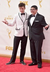 Nolan Gould and Rico Rodriguez