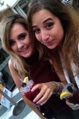 Lorna and I