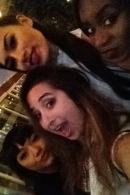 (L-R) Dee, myself, Mei Ling and Filomena