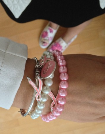 Marie Keating Foundation €3 - Pearl Bracelet http://bit.ly/1O3eYQe