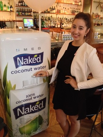 Killer Fashion Nirina Naked Coconut Water