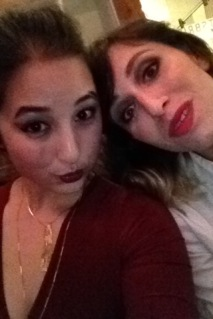 Myself and Kassi