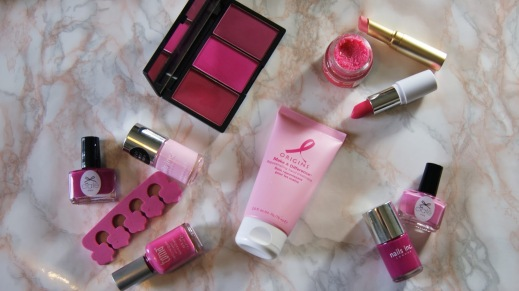 Origins €26.99/£19.50 - Pink Ribbon Make A Difference Rejuvenating Hand Treatment http://bit.ly/1LYrVpo (Photo by A Life With Frills blog)