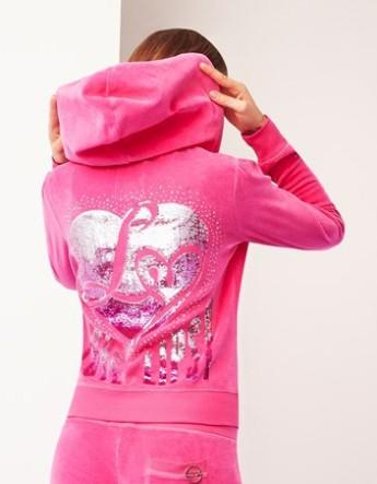 Lipsy €61/£45 - Gradient Sequin Hoodie http://bit.ly/1K4b7uZ
