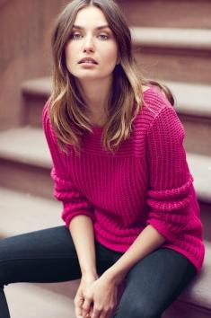Next €43 - Zip Back Sweater http://bit.ly/1PlKppP