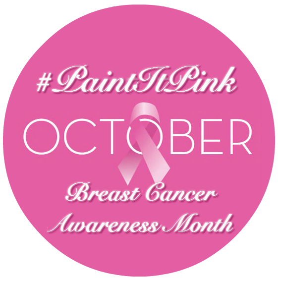 Pink October for Breast Cancer Awareness Month