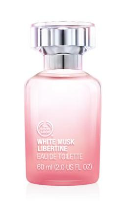 The Body Shop €10.80/£8 - White Musk Libertine Eau de Toilette http://en.pickture.com/pick/2387952