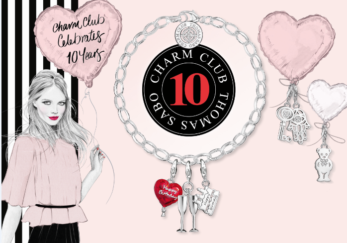 Thomas Sabo Charm Club 10