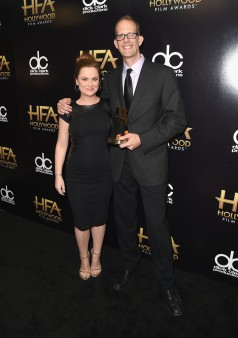 Amy Poehler & Pete Docter