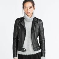 Zara €49.95 - Biker Jacket http://en.pickture.com/pick/2398486