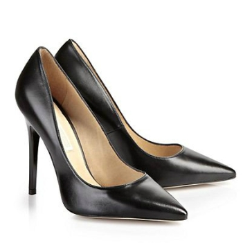Buffalo €125 - Riviera Pointed Court Black Leather http://en.pickture.com/pick/2398836