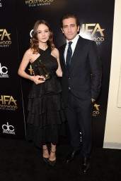Carey Mulligan & Jake Gyllenhaal