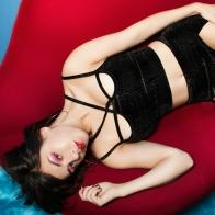 Boohoo €11 - Charli Glitter Velvet Strap Crop Top http://en.pickture.com/pick/2398496