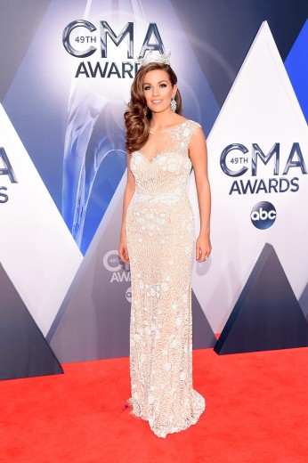 Miss America 2016 Betty Cantrell