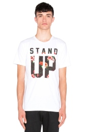 Altru €32.60 - SU2C X REVOLVE STAND UP FLORAL TEE http://bit.ly/1MuK7e7