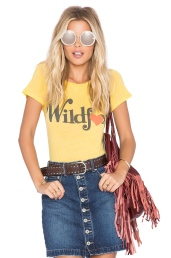 Wildfox Couture €52.52 - SU2C X REVOLVE FOXY LOVE TRAVELER CREW http://bit.ly/1NmwWs2