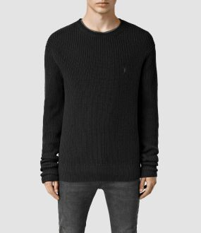 All Saints €145 - Lymore Crew Jumper http://bit.ly/1P1YPck