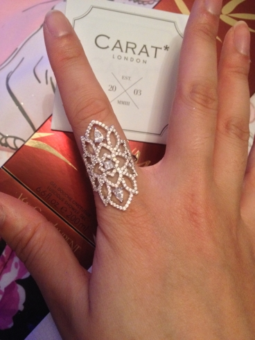 Killer Fashion Nirina Carat London Christmas 2015