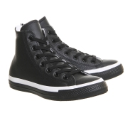 Converse @ Office €72/£59.99 - All Star Hi Leather Trainers http://bit.ly/1P0TDr5