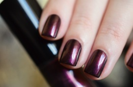 Giorgio Armani €24 - Mauve Eclipse Nail Lacquer http://bit.ly/1YkhnXF (Photo by A Little About oSen)