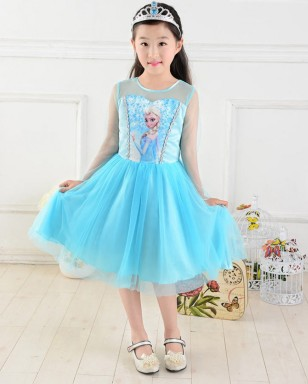 Argos €13.49 - Disney Frozen Elsa Dress Up Costume http://bit.ly/1mlJTfK