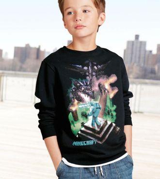 Next €31 - Minecraft Sweatshirt http://bit.ly/1SVNJGS