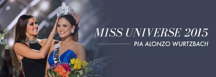 Miss Universe 2015 Pia Alonzo Wurtzbach 6