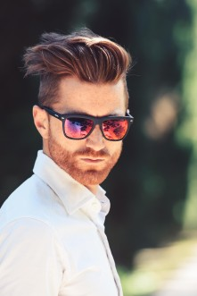 Spektre @ Nohow €105 - Nulla Ethica Sine Aesthetica Sunglasses http://bit.ly/1P098iR