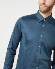 Ted Baker €125 - Huckin Tonal Striped Shirt http://bit.ly/1NjF3Iy