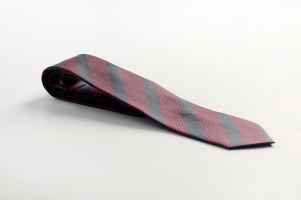 MyKindOfTie €15 - Trey Red Striped Tie http://bit.ly/21MF1R2