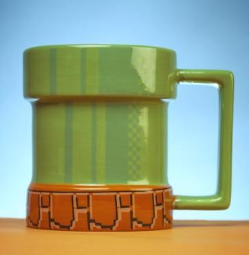 Firebox €18 - Warp Pipe Mug http://bit.ly/1O3mDzl