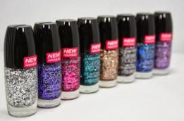 Wet N Wild €3 - Mega Rocks Nail Polish (available at Dunnes Stores & Penneys) http://bit.ly/1lPp6RG