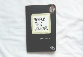Urban Outfitters €9 - Wreck This Journal http://bit.ly/1RRmdvO