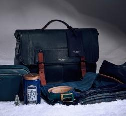 Ted Baker €345 - Boombag Colour Block Leather Messenger Bag http://bit.ly/1Y8noM8
