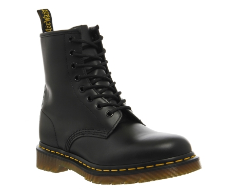 Dr Martens @ Schuh €131 - Classic Black Boots http://bit.ly/1QbHTk2