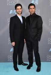Josh Peck & John Stamos