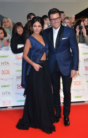 Michelle Keegan & Mark Wright