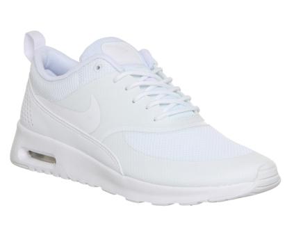 Nike €113 - White Air Max Thea http://bit.ly/1P58Jve