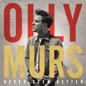 Olly Murs @ Golden Discs €13 - Never Been Better CD DVD edition http://bit.ly/1OCK7LZ