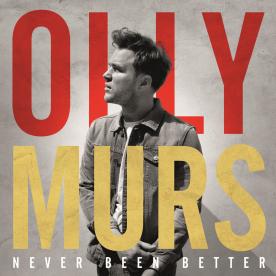 Olly Murs @ Golden Discs €13 - Never Been Better CD DVD edition http://bit.ly/1OCK7LZ