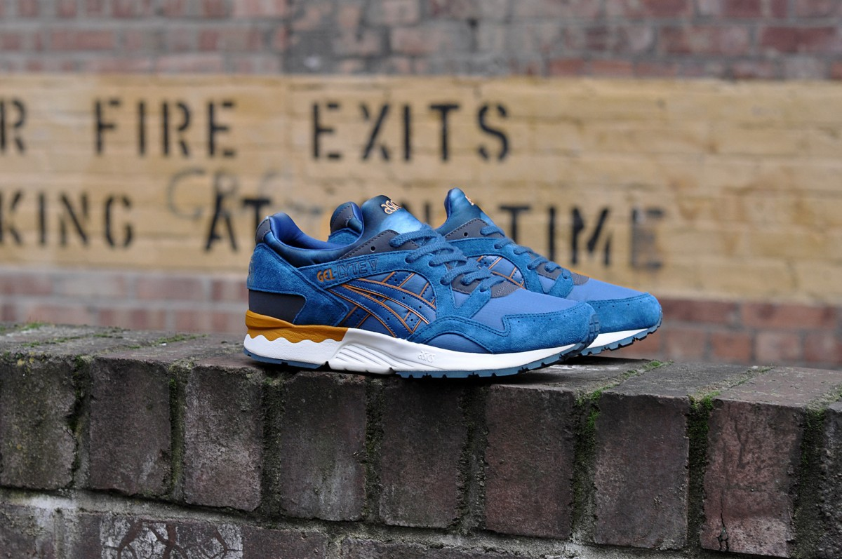 sale retailer c987f 29030 Asics Gel Lyte V 'Storm' | Killer Fashion