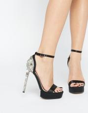 ASOS Hatton Heeled Sandals €28 http://bit.ly/1QfeZx5