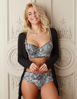 Freya Zentangle Bra & Shorts €45.13 http://bit.ly/20bynjK