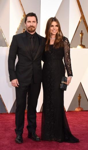Christian Bale & Sibi Blazic