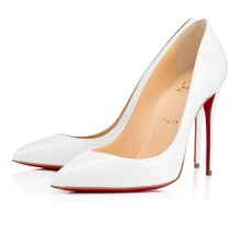 Christian Louboutin €515 - Pigalle Follie Patent Heels http://bit.ly/1SHaKyR