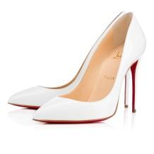 Christian Louboutin €515 - Pigalle Follie Patent Heels http://bit.ly/1SHaKyR
