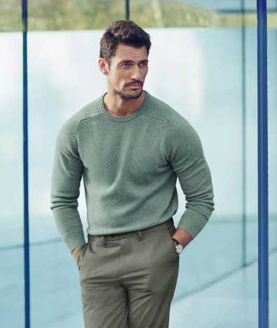 Marks Spencer €47.50 - Extrafine Pure Lambswool Crew Neck Jumper http://bit.ly/20GDryQ